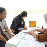 Jumat, 18 Juni 2021 : Akad dan Serah Terima Rumah Pesona Tambong Wetan