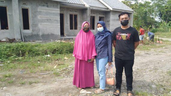 Jumat, 28 Mei 2021 : Survei Lokasi Rumah Pesona Randusari